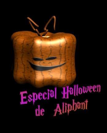 Aliphant's Halloween