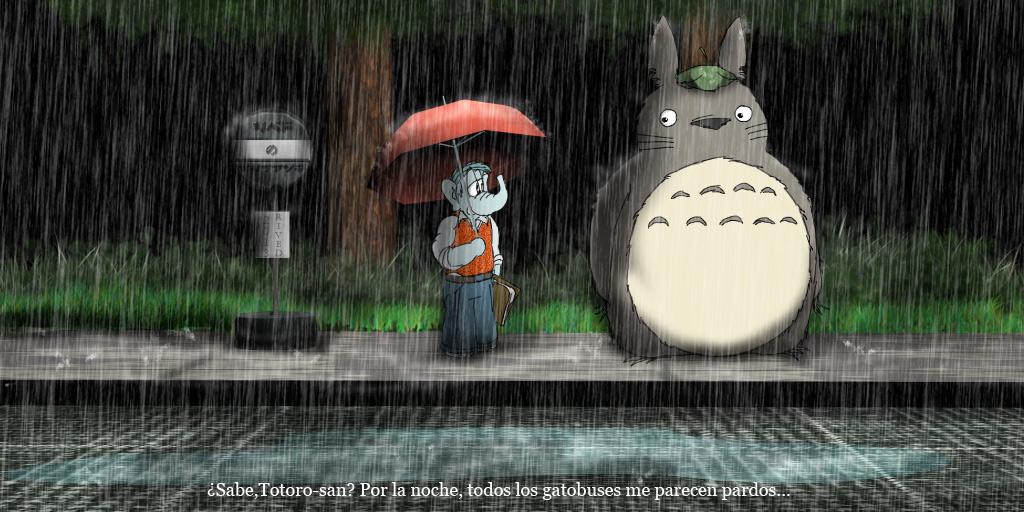 Aliphant DLIX Totoro & Aliphant