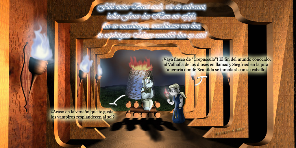 Aliphant's Die Götterdämmerung