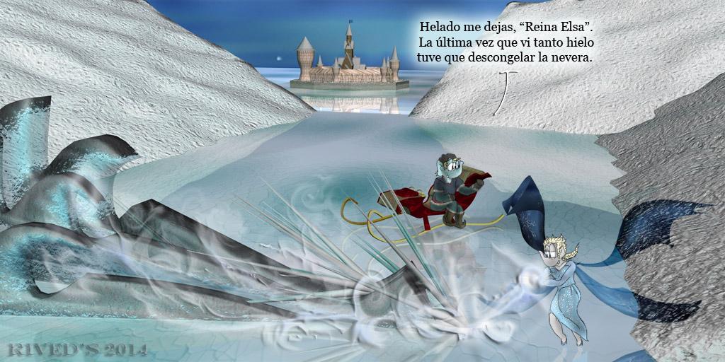 Aliphant DXCII Frozen